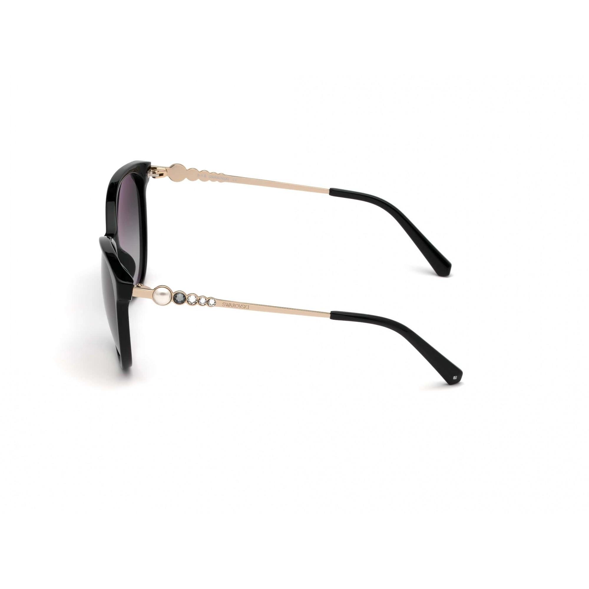 Swarovski - SK0190 01B 58 - Óculos de Sol