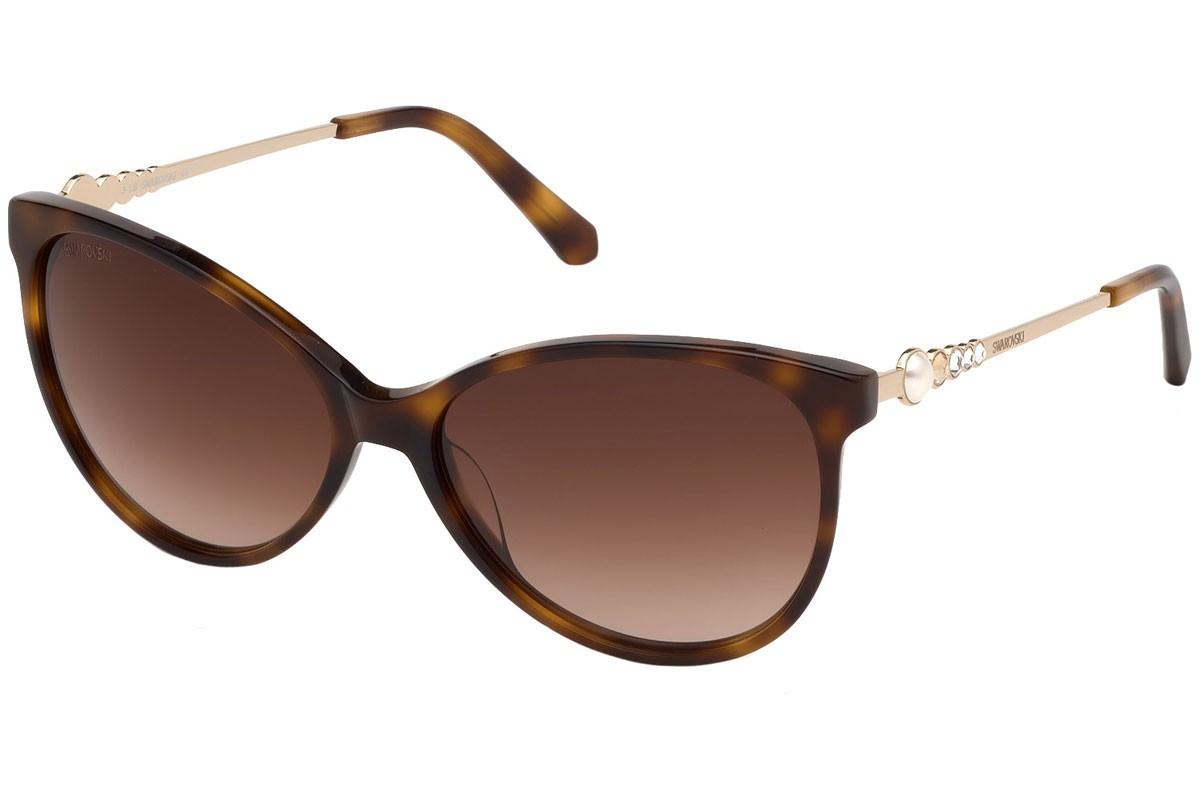 Swarovski - SK0190 52F 58 - Óculos de Sol