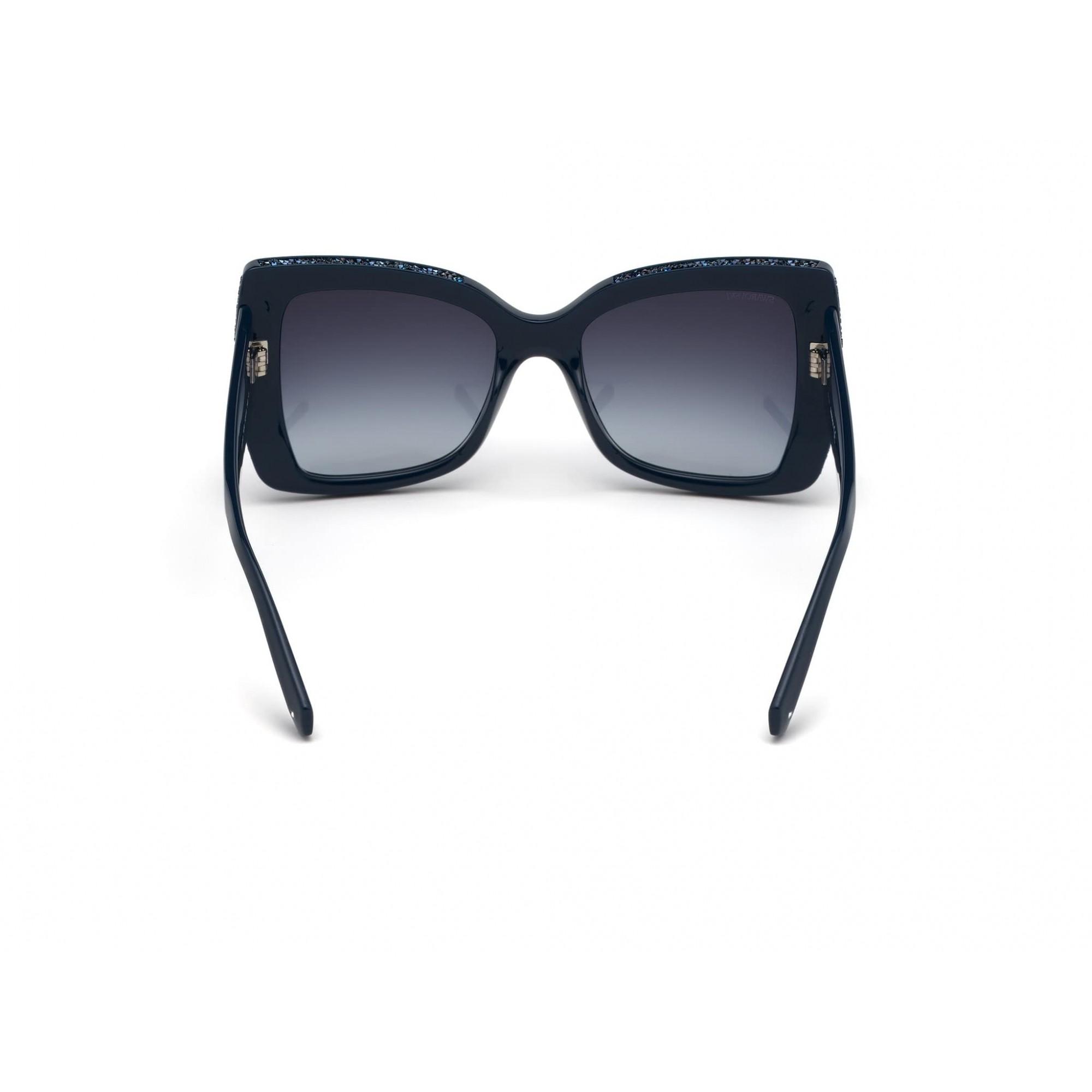Swarovski - SK0203 90W 52 - Óculos de Sol