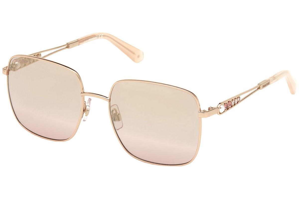 Swarovski - SK0263 28U 56 - Óculos de Sol