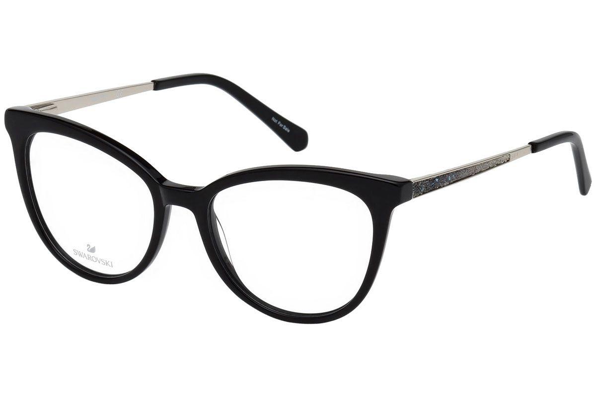 Swarovski - SK5278 001 - Óculos de grau