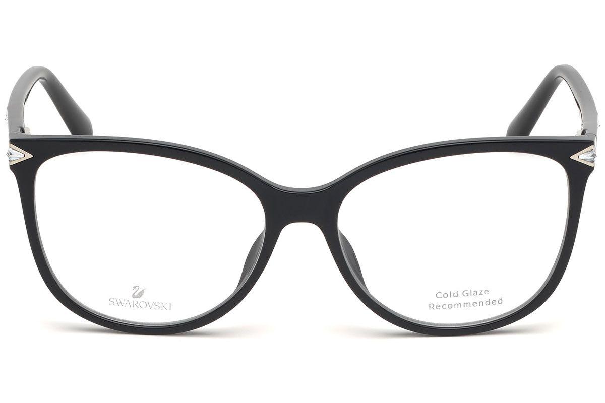 Swarovski - SK5283 001 - Óculos de grau
