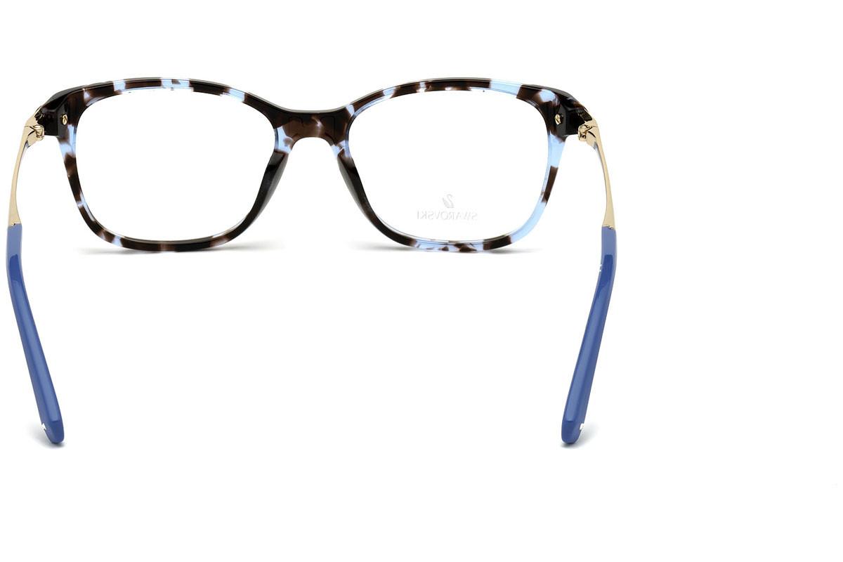 Swarovski - SK5350 55A 53 - Óculos de Grau