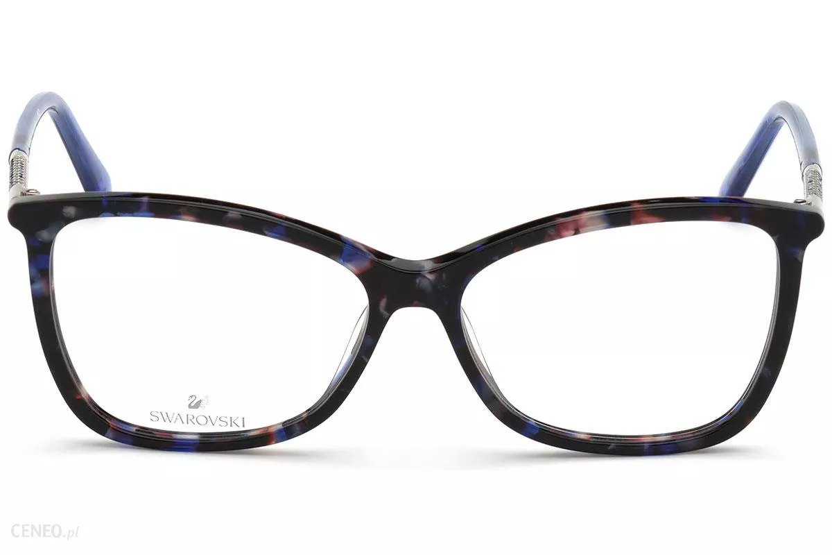 Swarovski - SK5384 055 55 - Óculos de Grau