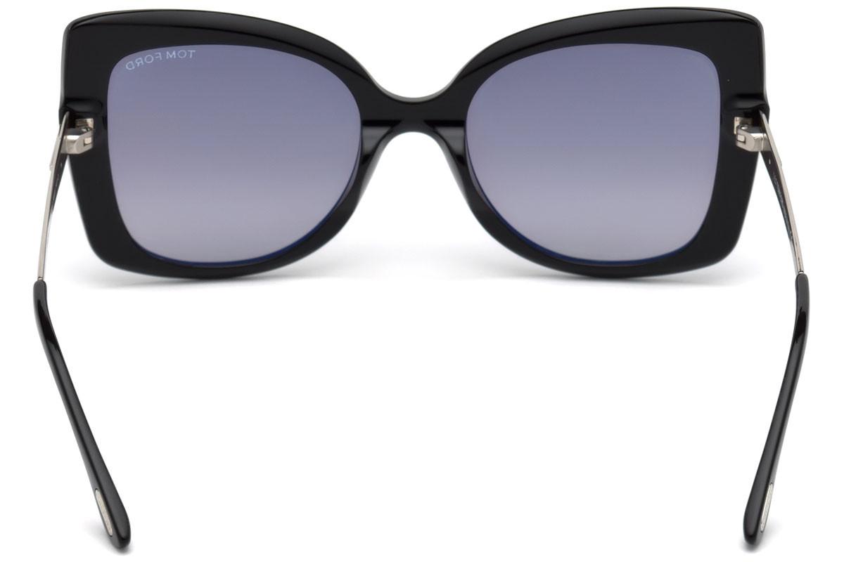 Tom Ford - FT0609 01C 54 - Óculos de sol