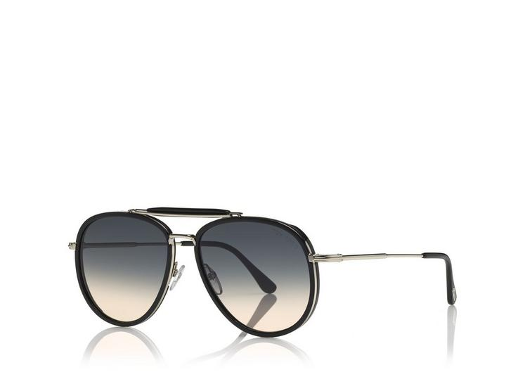 Tom Ford - FT0666 01B - Óculos de sol