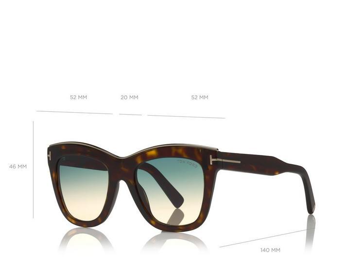 Tom Ford - FT0685 52P - Óculos de sol