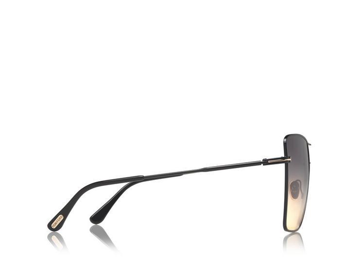 Tom Ford - FT0738 01B - Óculos de sol
