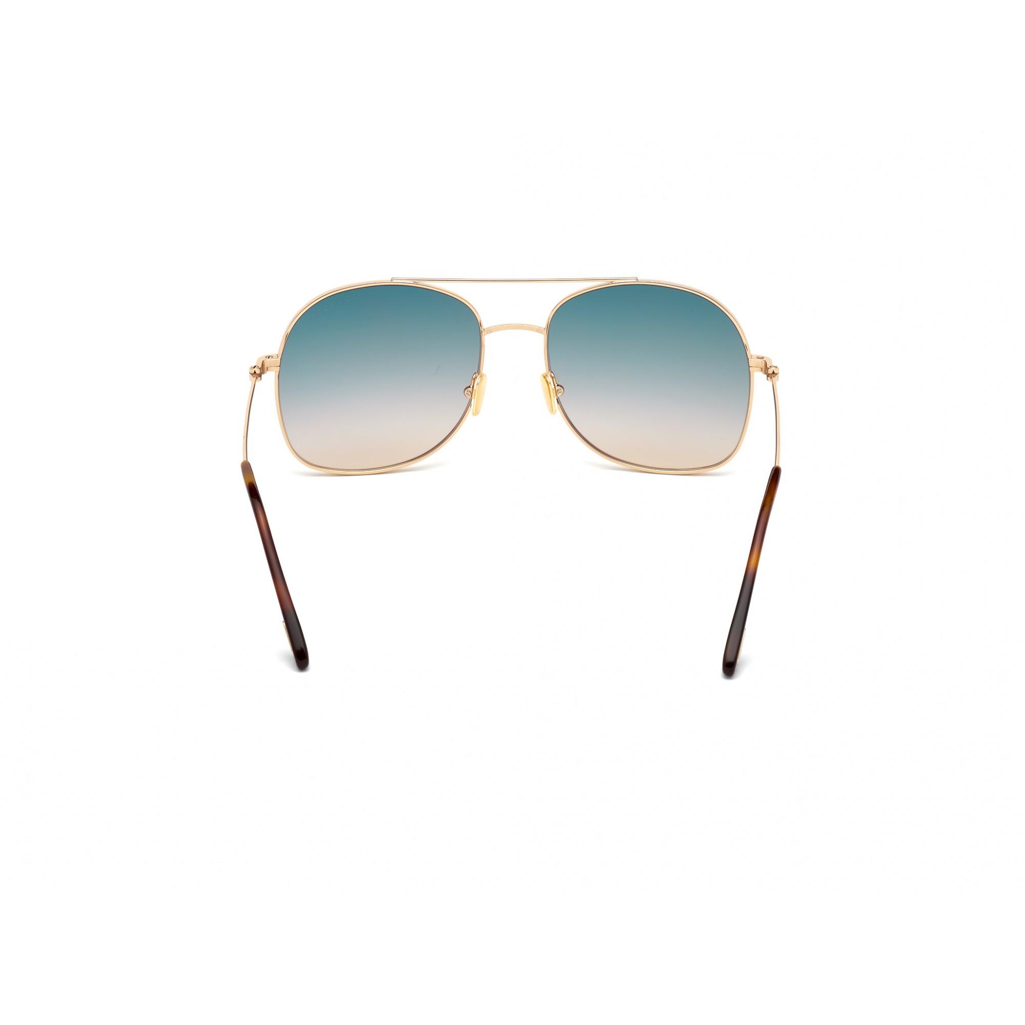 Tom Ford - FT0758 28P 58 - Óculos de sol
