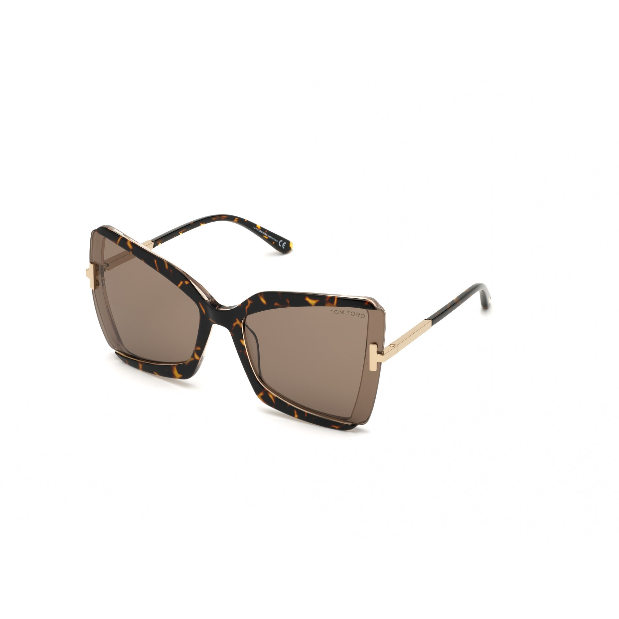 Tom Ford - FT0766 56J 63 - Óculos de sol