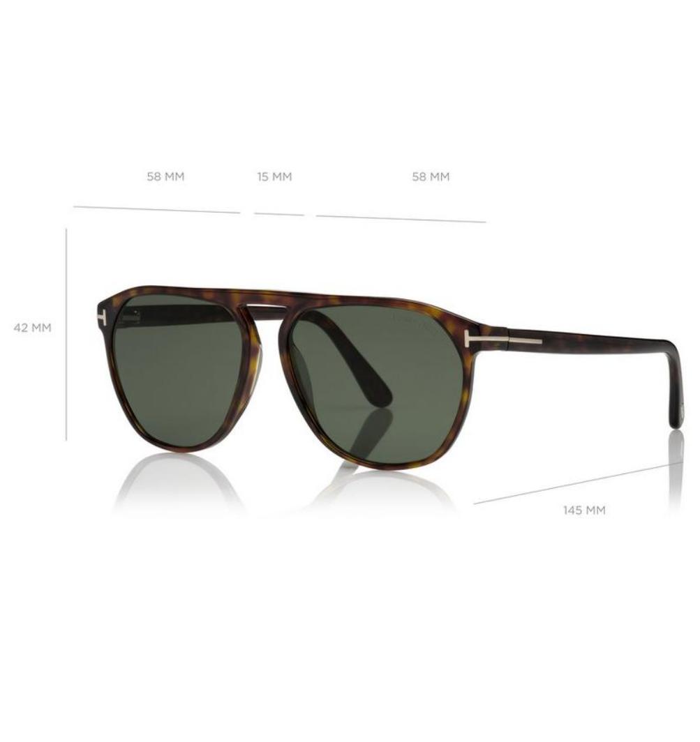 Tom Ford - FT0835 52N 58 - Óculos de Sol
