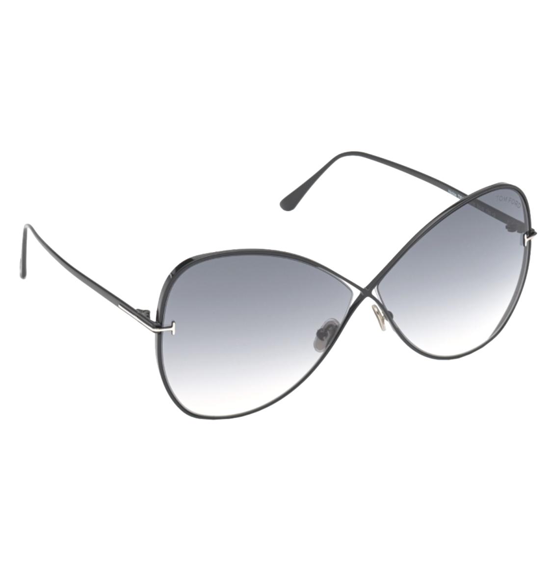 Tom Ford - FT0842 01B 66 - Óculos de Sol