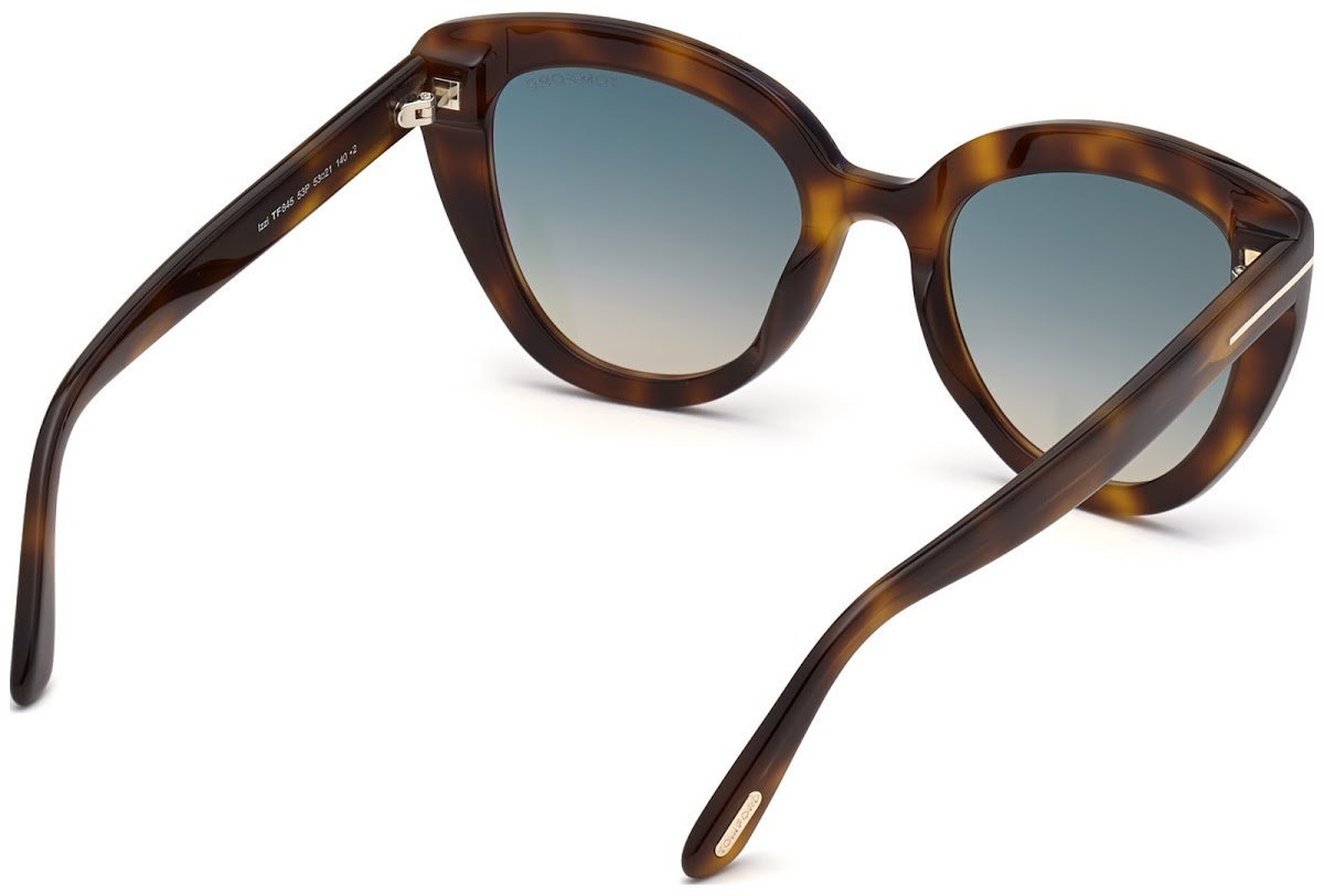 Tom Ford - FT0845 53P 53 - Óculos de Sol