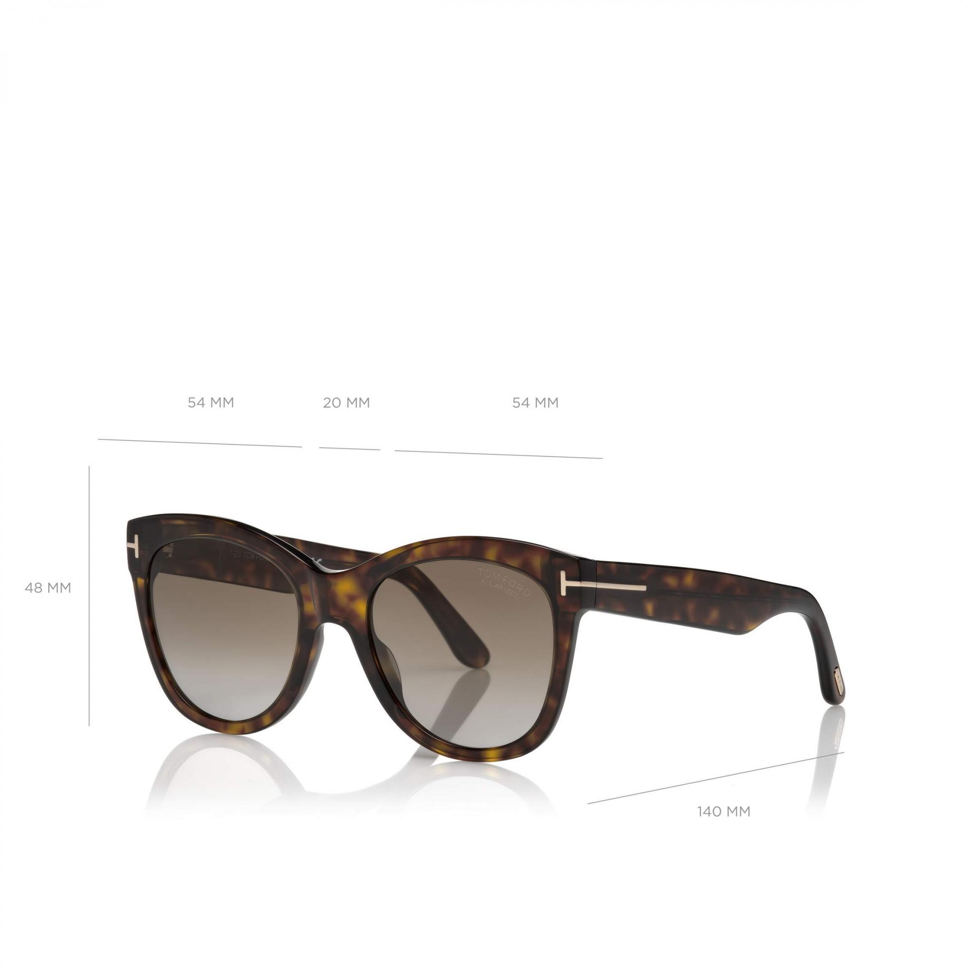 Tom Ford - FT0870 52T 54 - Óculos de Sol