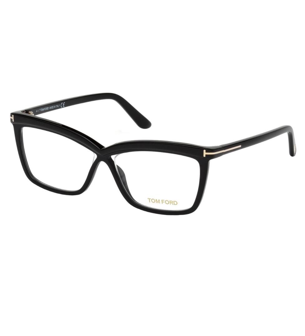 Tom Ford - FT5470 001 55 - Óculos de Grau