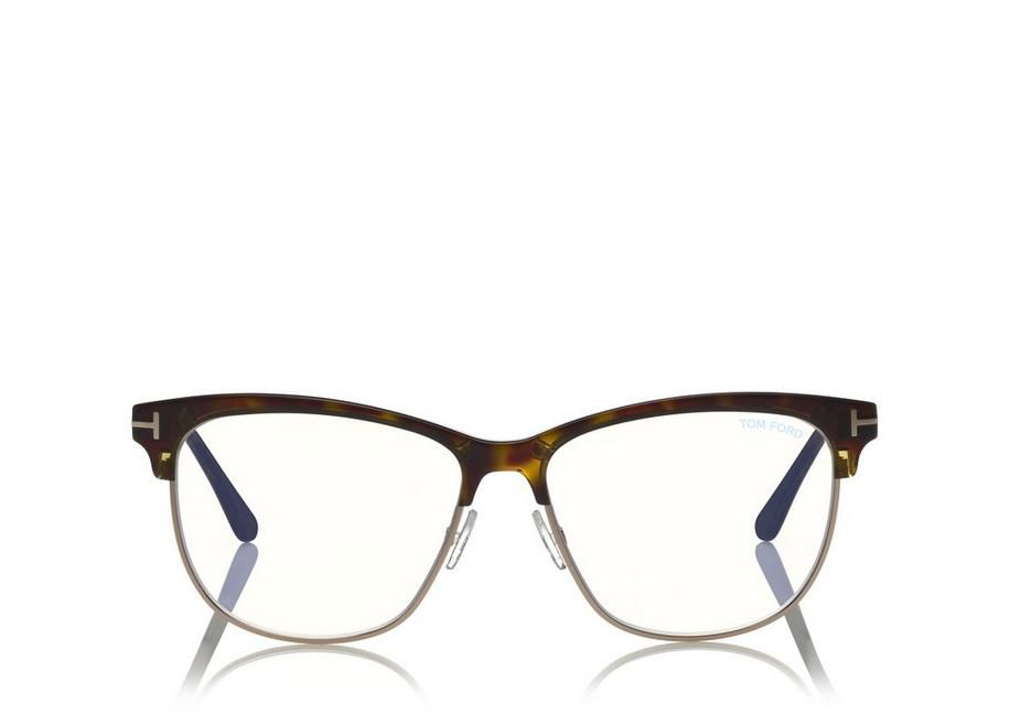 Tom Ford - FT5546 052 - Óculos de grau