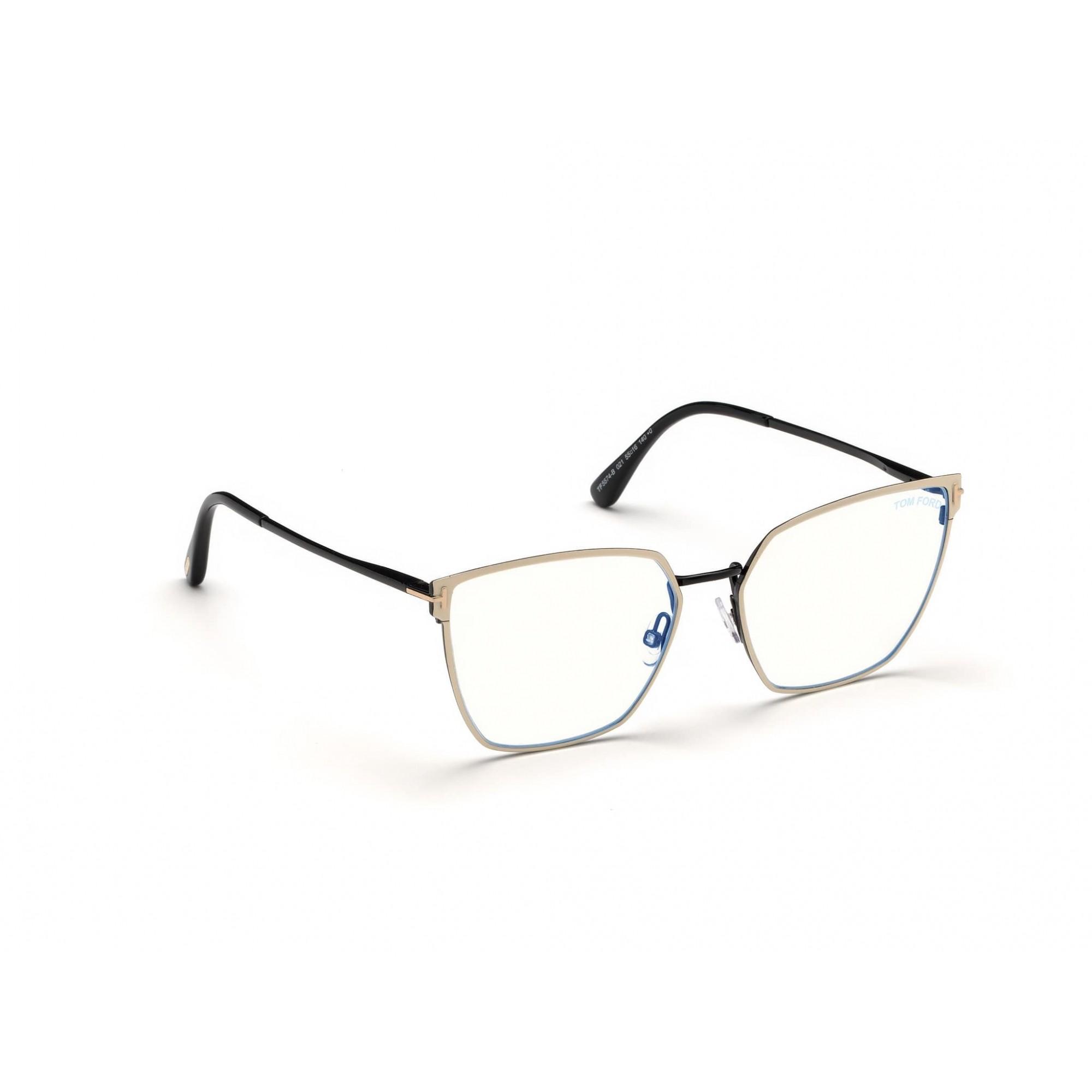 Tom Ford - FT5574-B 021 55 - Óculos de grau