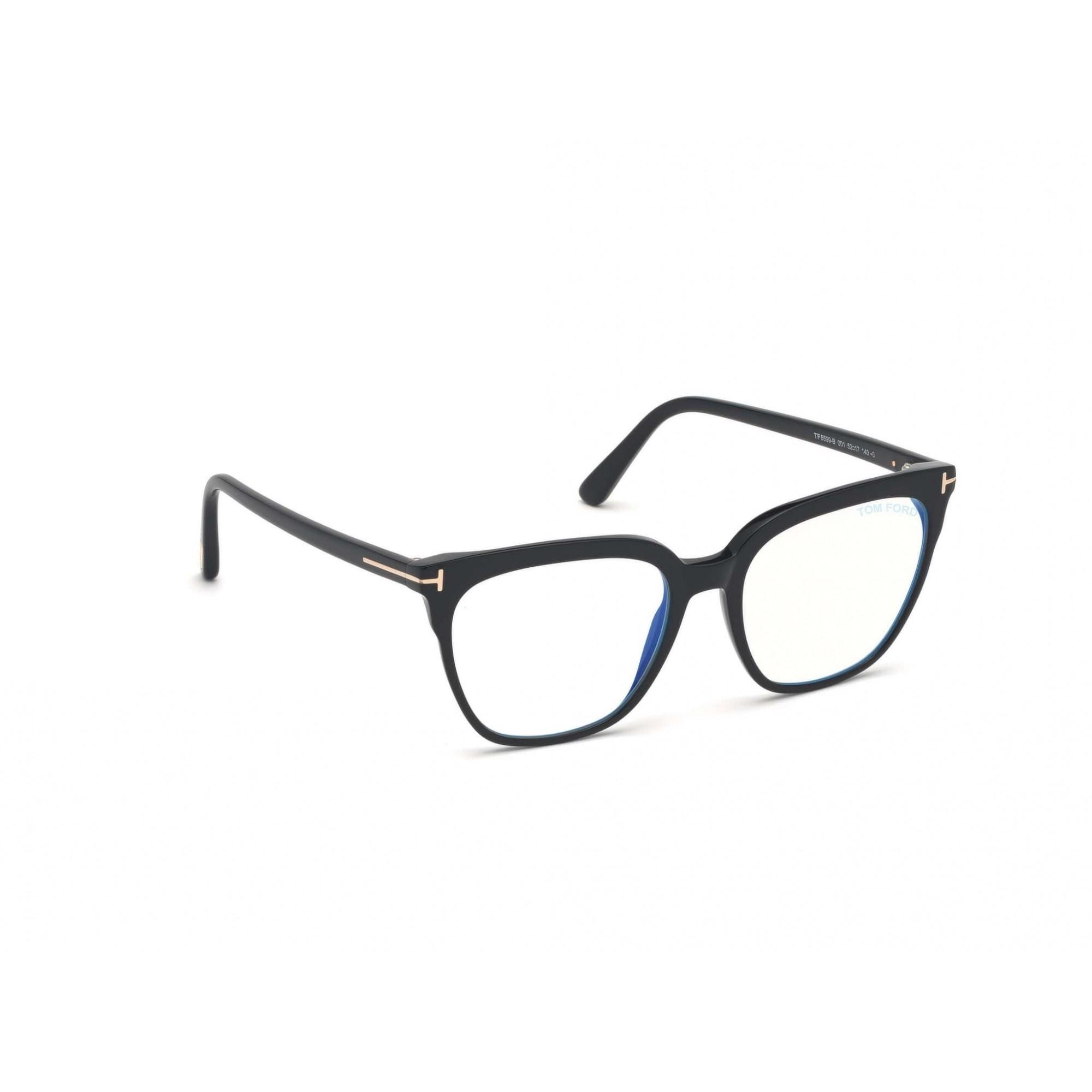 Tom Ford - FT5599-B 001 54 - Óculos de Grau