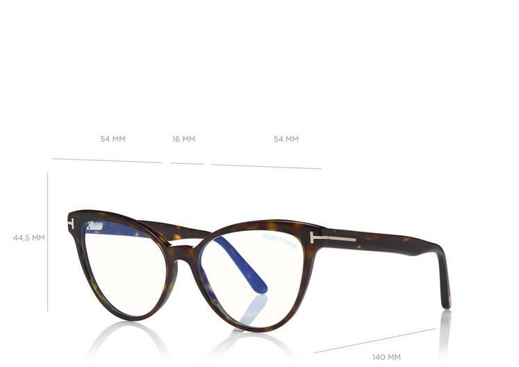 Tom Ford - FT5639B 052 54 - Óculos de Grau