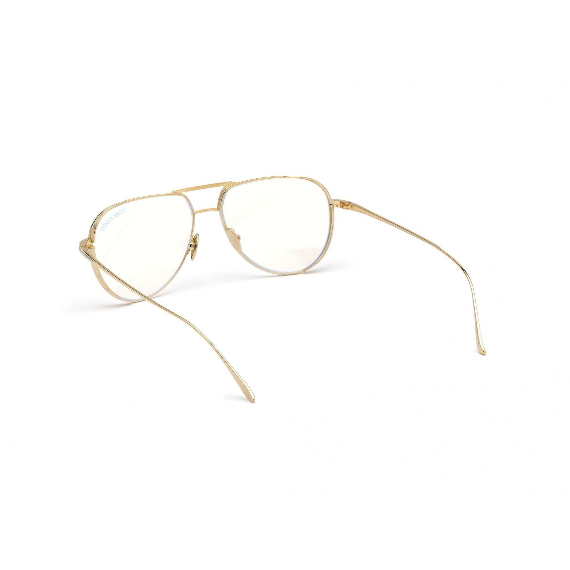 Tom Ford - FT5658-B 028 56 - Óculos de grau