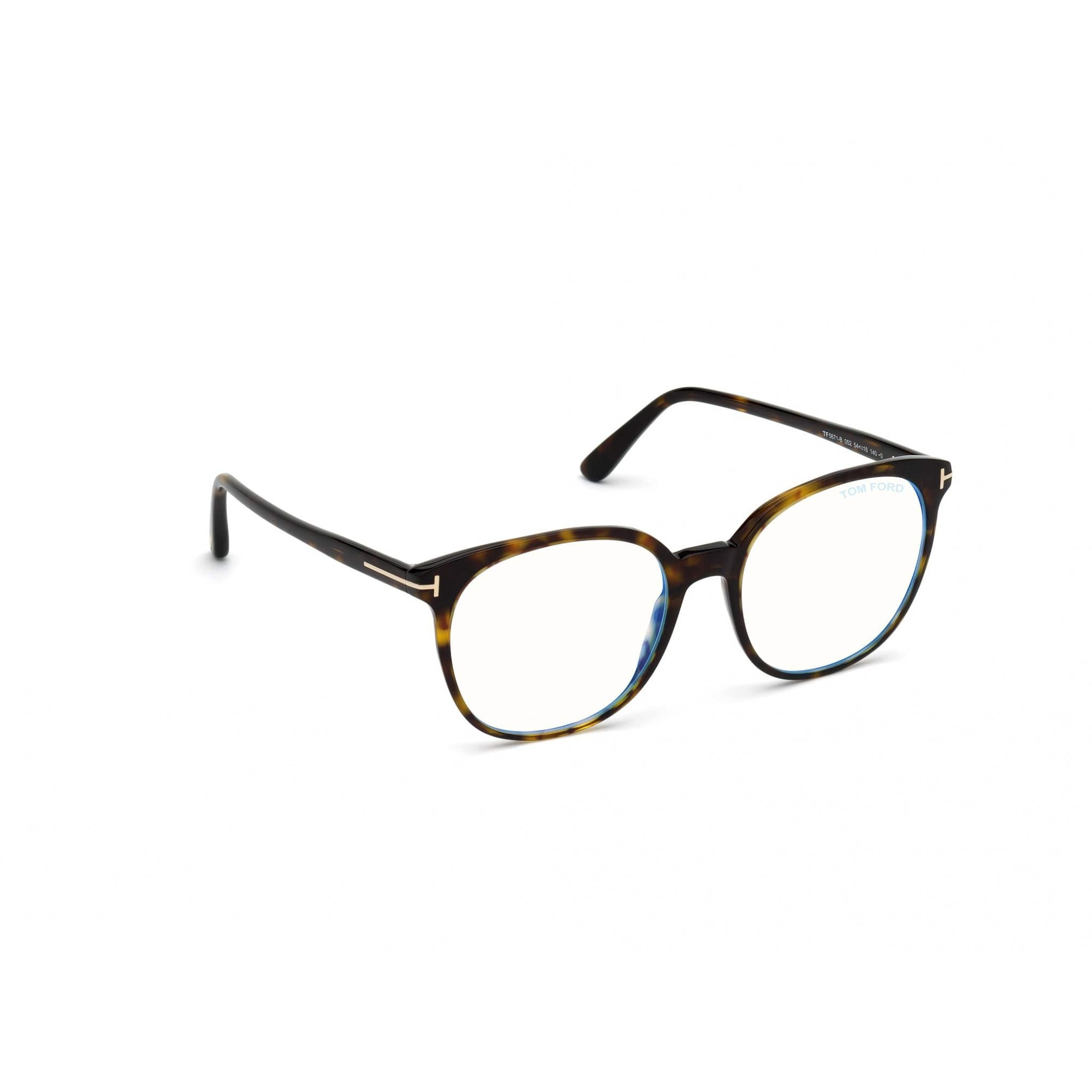 Tom Ford - FT5671-B 052 54 - Óculos de grau