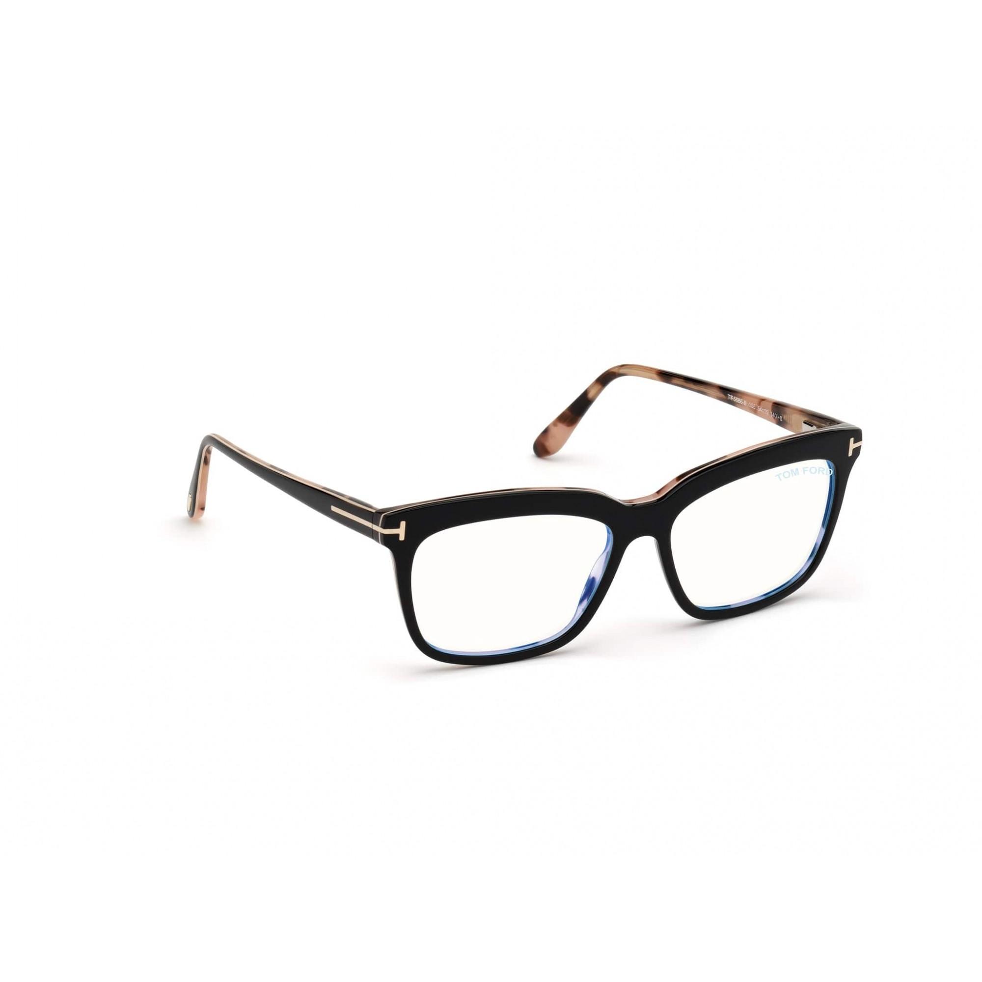 Tom Ford - FT5686-B 005 54 - Óculos de Grau