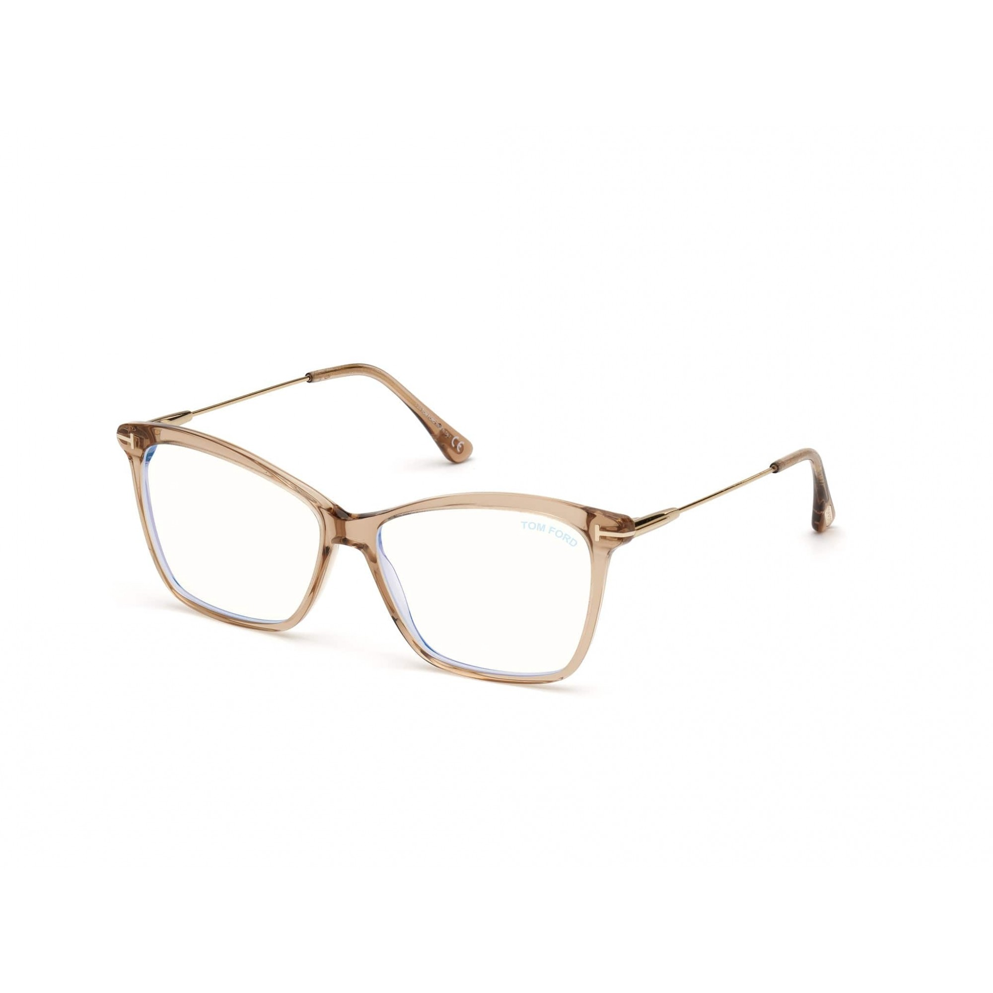 Tom Ford - FT5687-B 045 56 - Óculos de Grau