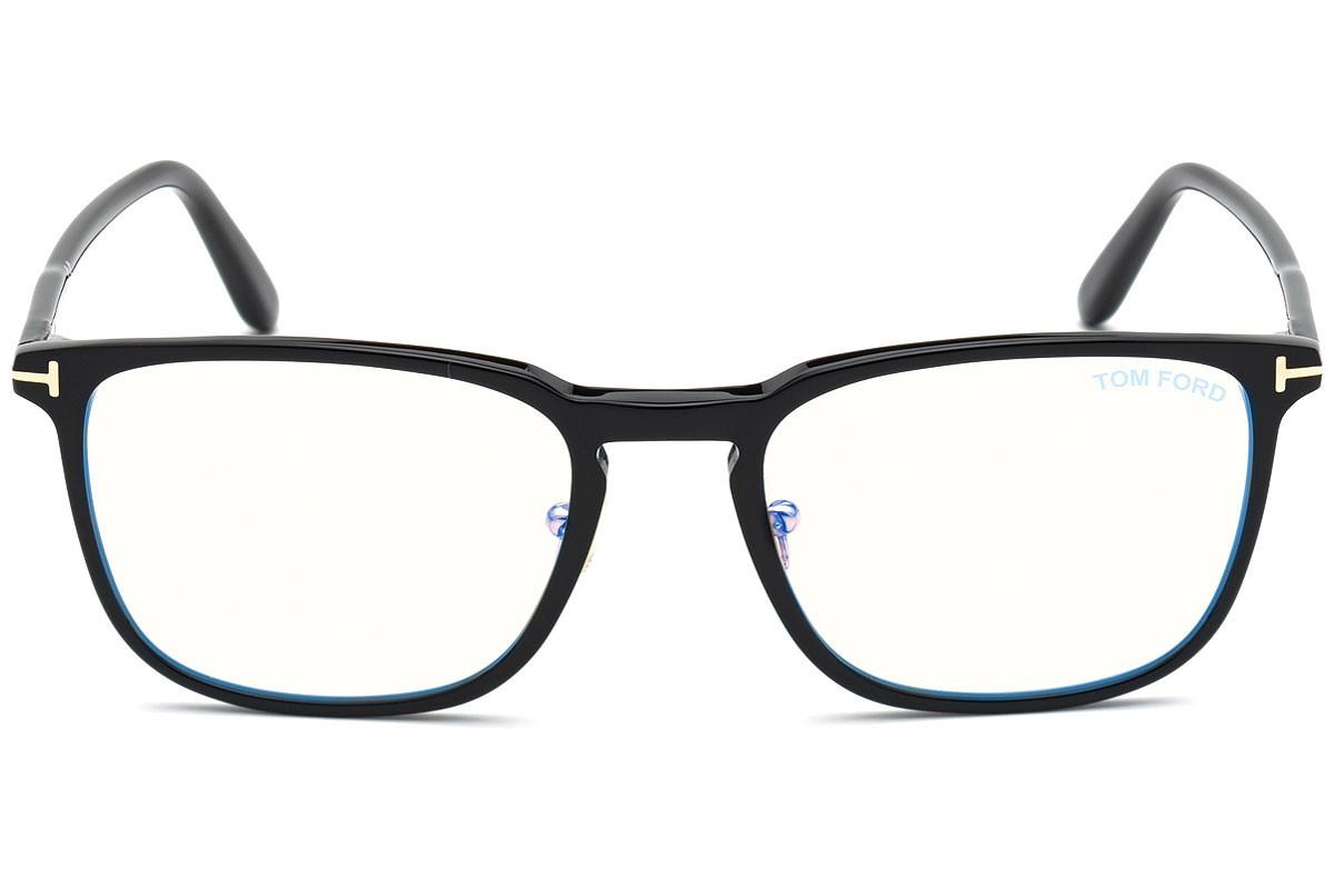Tom Ford - FT5699-B 001 57 - Óculos de Grau