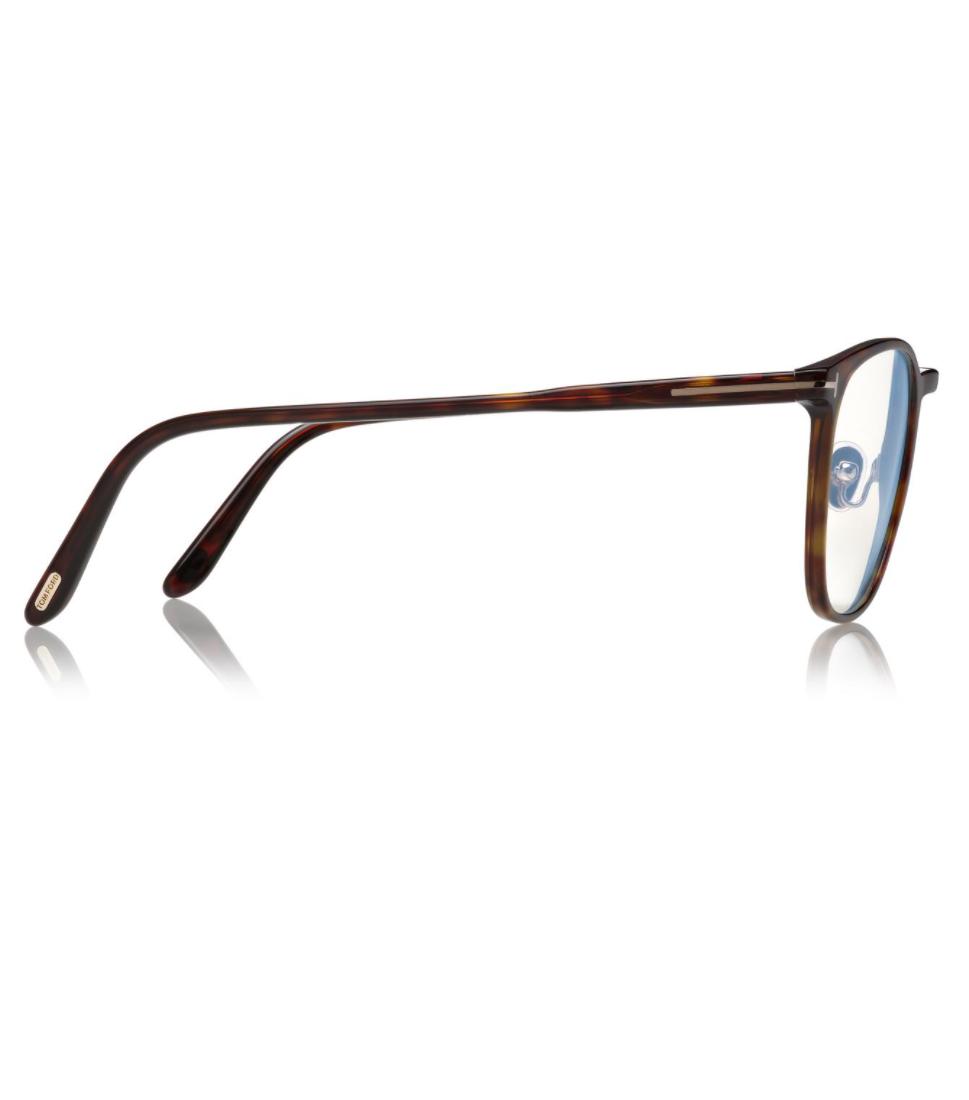 Tom Ford - FT5700-B 052 52 - Óculos de Grau