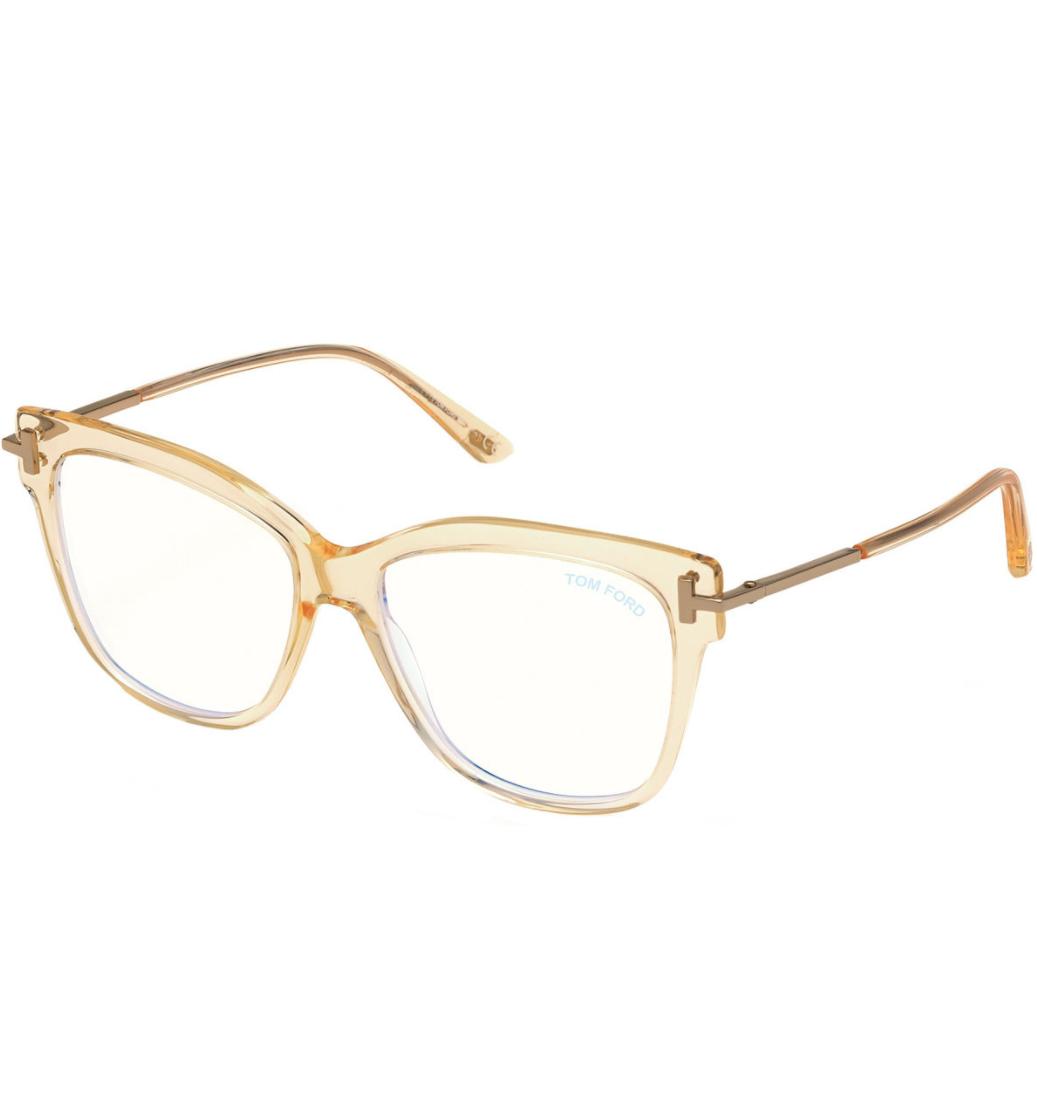 Tom Ford - FT5704-B 042 54 - Óculos de Grau