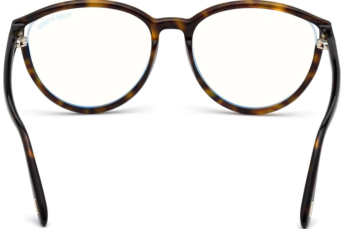 Tom Ford - FT5706-B 052 55 - Óculos de Grau