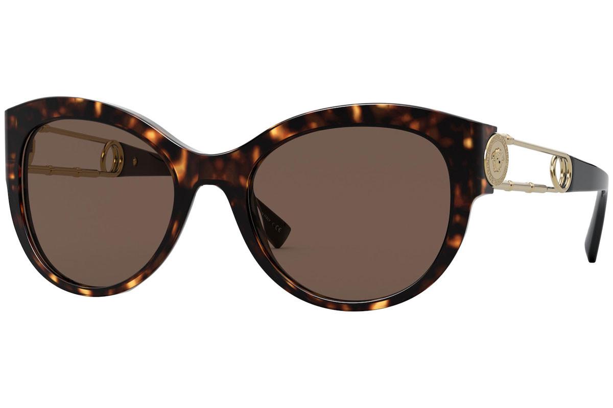 Versace - VE4389 108/73 55 - Óculos de Sol