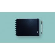 SKETCHBOOK CADERNO INTELIGENTE BASIC BLACK - A4
