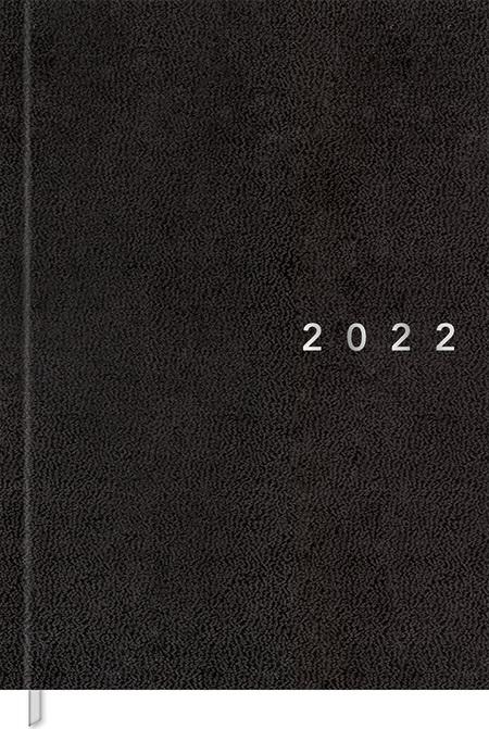 Agenda 2022 Executiva Napoli Preta M5 Tilibra