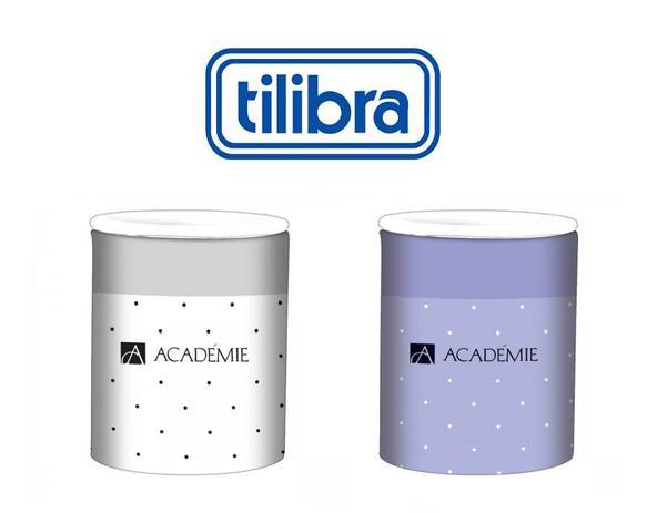 Apontador com Depósito Duplo Académie Tubo Tilibra