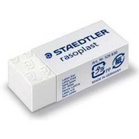 Borracha Rasoplast Staedtler - Branca