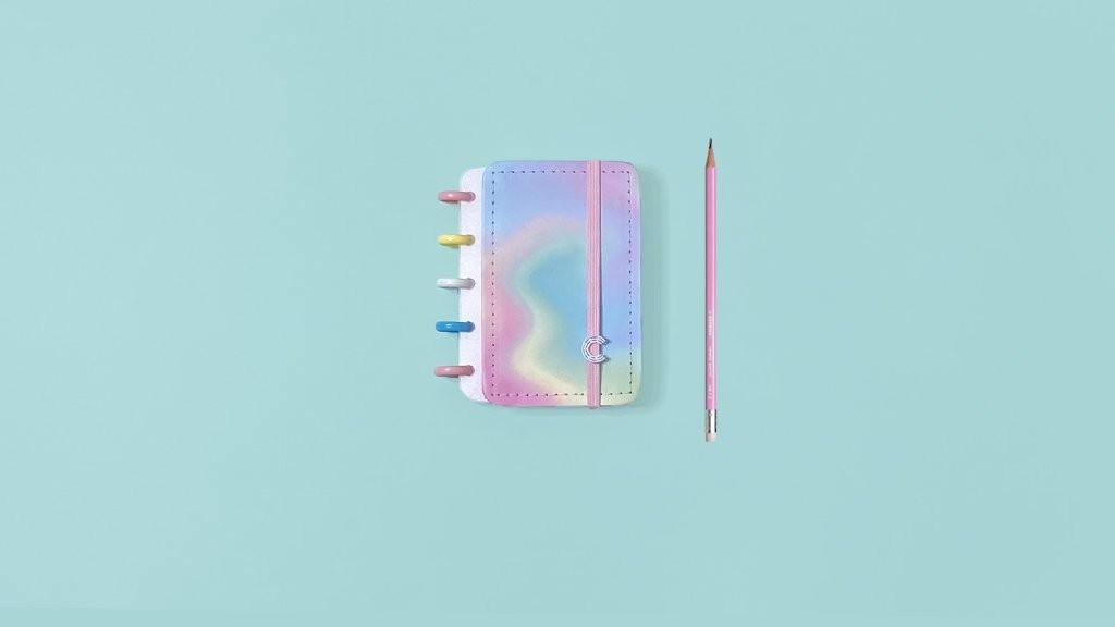 Caderno Candy Splash Inteligine (FRETE GRÁTIS)