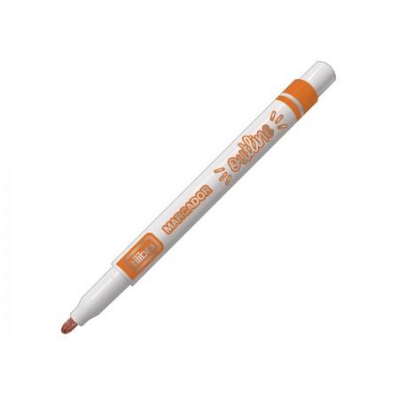 Caneta Pincel Marcador Artistico 2.0mm Tilibra Outline 326097