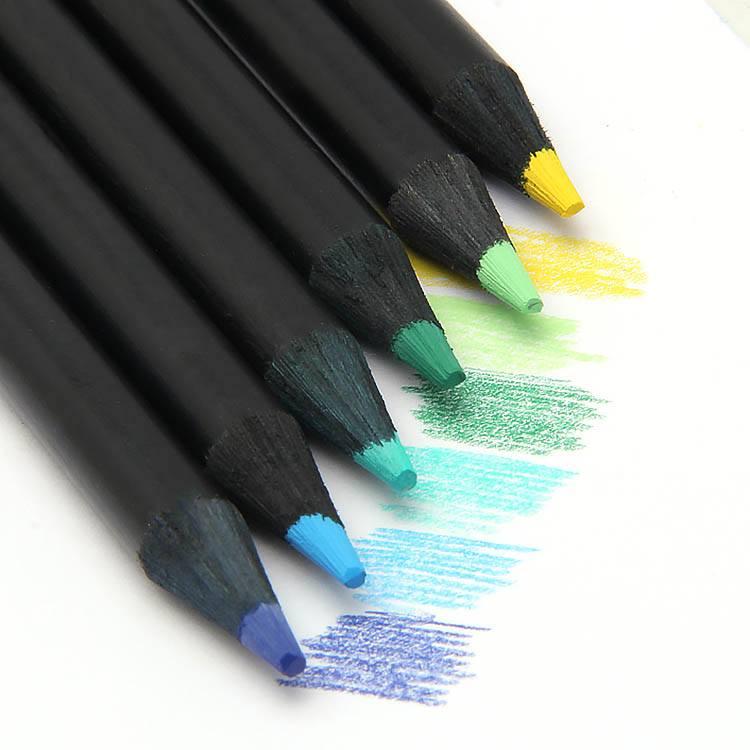 Lápis de cor Super Soft 100 cores 1207100SOFT - Faber-Castell