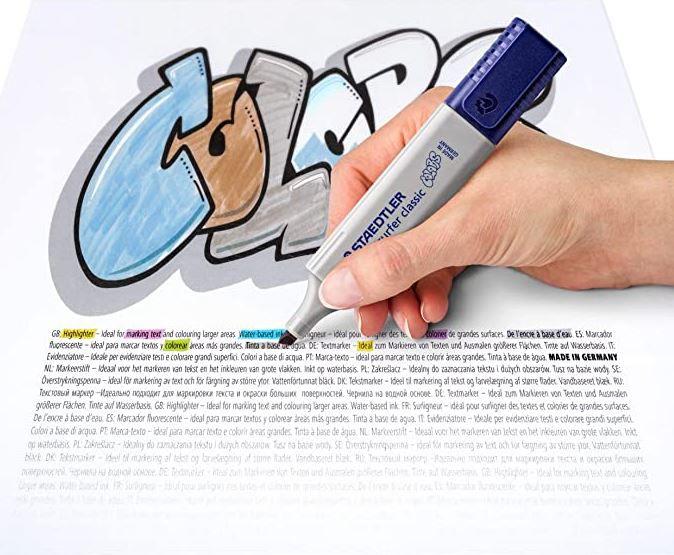 Marca Texto STAEDTLER Textsurfer VINTAGE CINZA