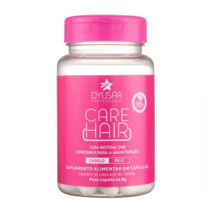 Suplemento Alimentar Care Hair DYUSAR 30 cápsulas.
