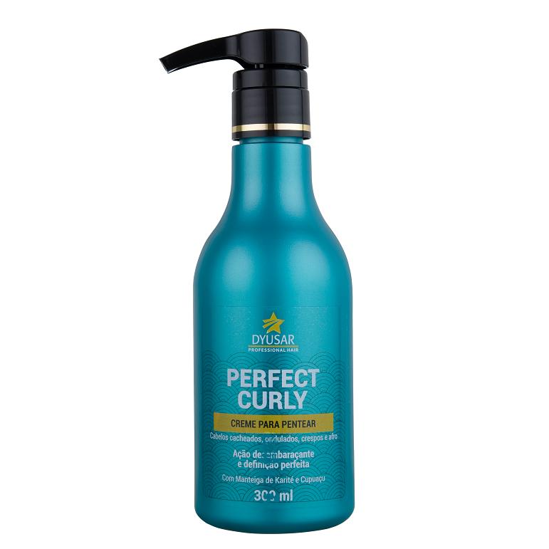 Creme de Cachos Para Pentear Perfect Curly DYUSAR 300 ml