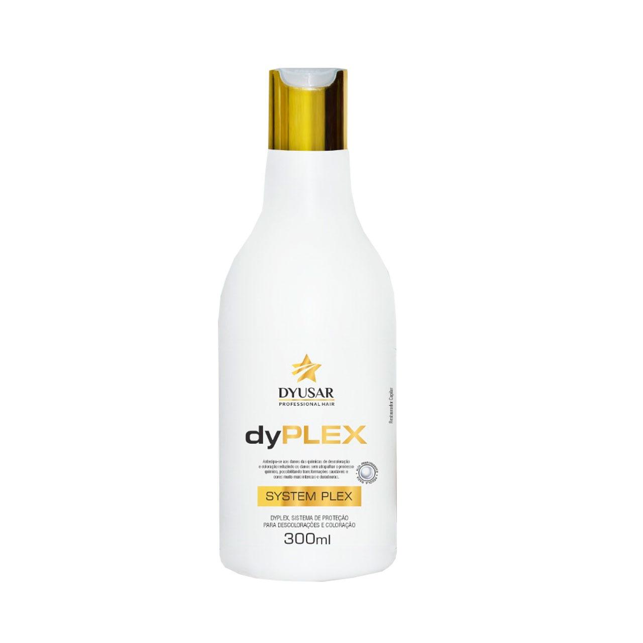 Dy Plex Protetor de Descoloração DYUSAR Cosméticos 300 ml