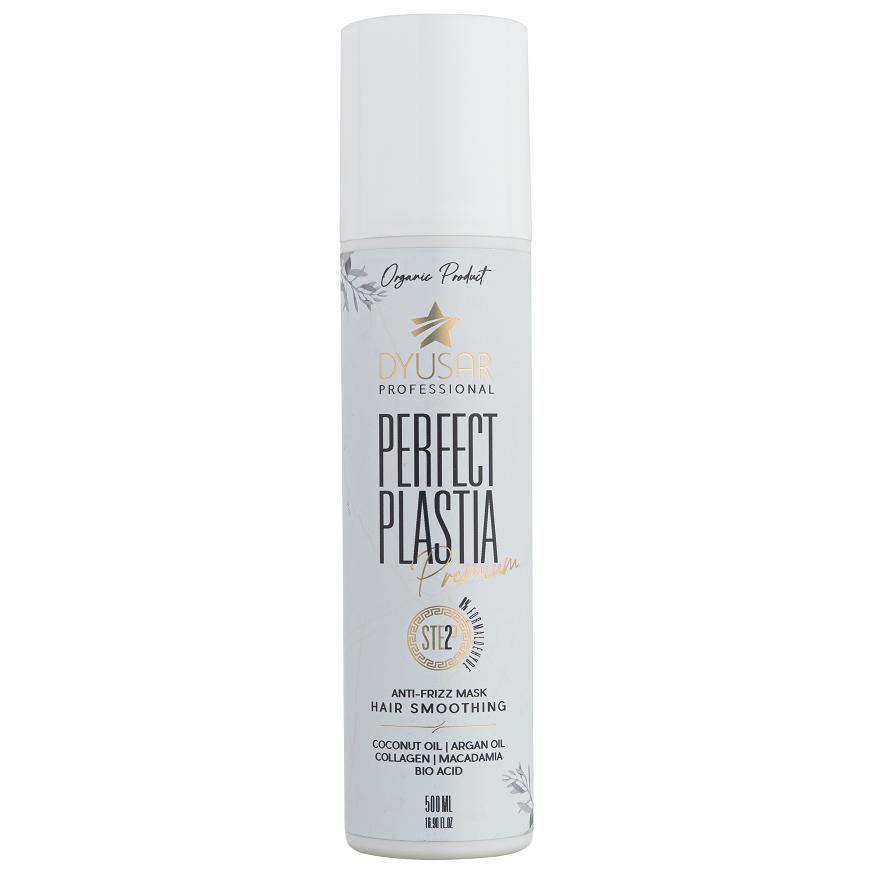 Escova Progressiva Orgânica Perfect Plastia Premium 500ml