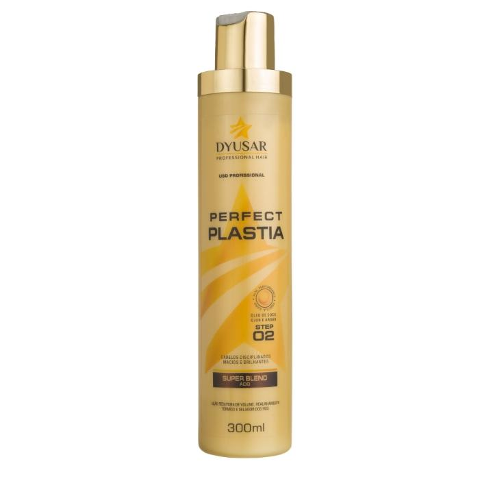 Escova Progressiva Perfect Plastia DYUSAR 300 ml