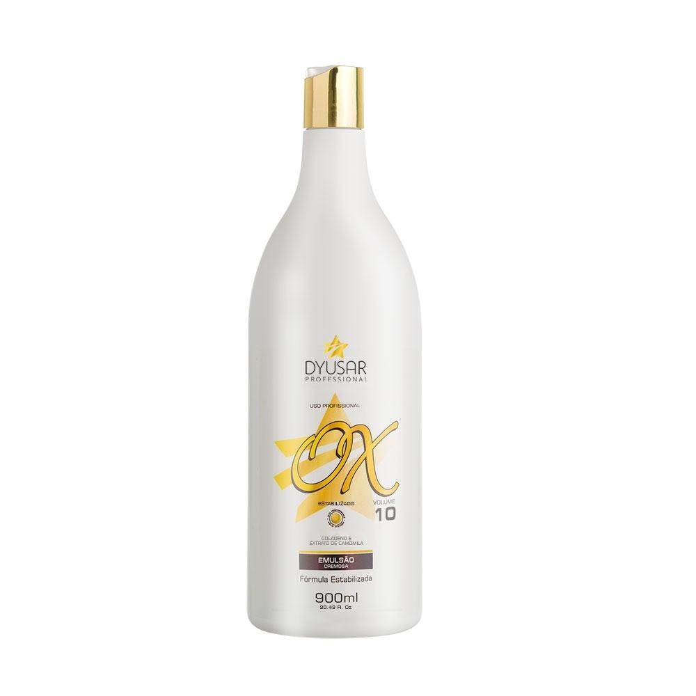 Oxidante Estabilizada - 10 Vol. DYUSAR Professional 900 ml