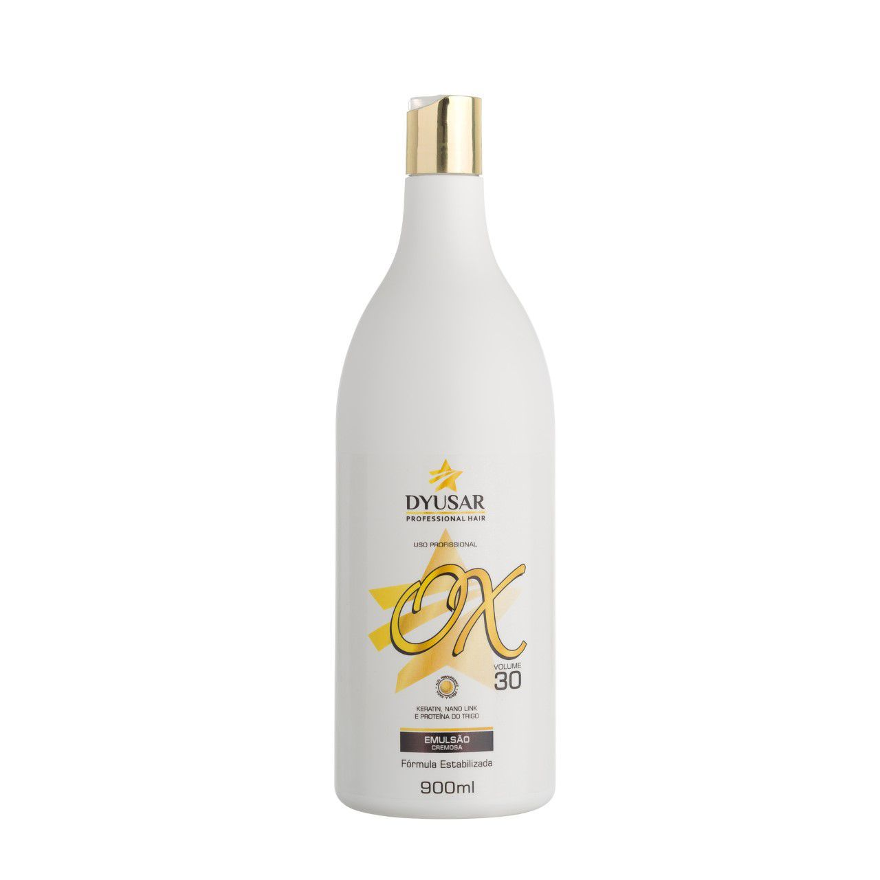 Oxidante Estabilizada- 30 Vol. DYUSAR Professional 900 ml