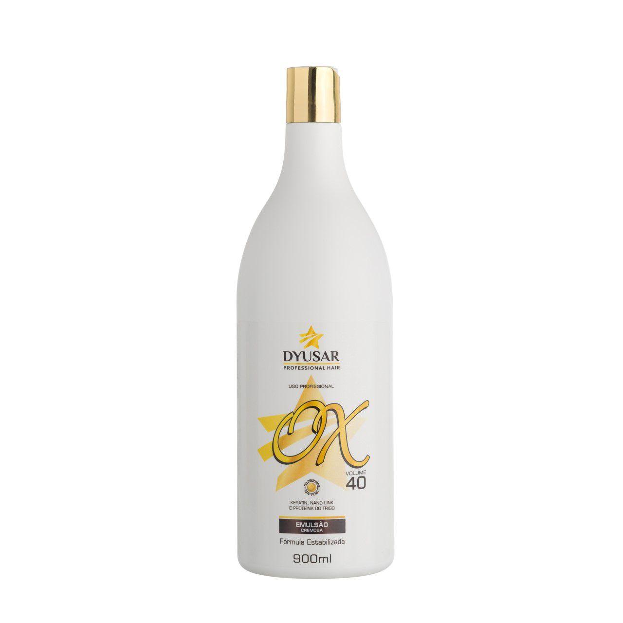 Oxidante Estabilizada - 40 Vol. DYUSAR Professional 900 ml