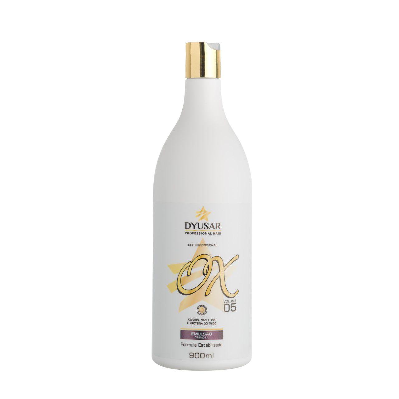Oxidante Estabilizada - 5 Vol. DYUSAR Professional 900 ml