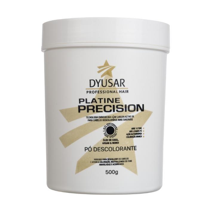Pó Descolorante DYUSAR Platine Precision Blue 500g